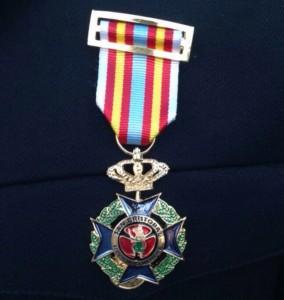 Cruz de Caballero de San Cristobal