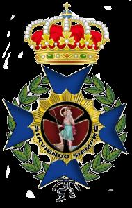 Escudo de la Real Orden