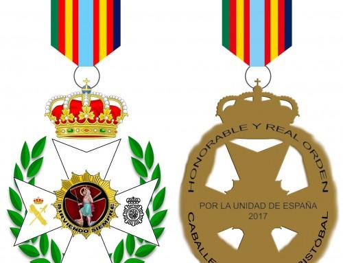 Medalla a la Unidad de España